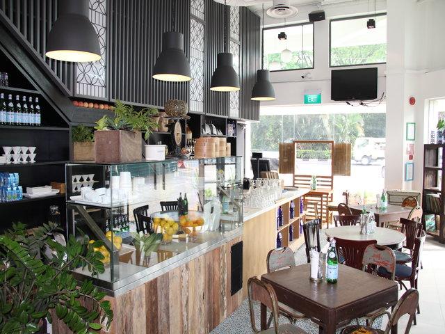 cafe interior design costs