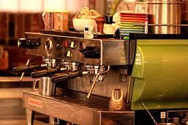cafe expresso machine