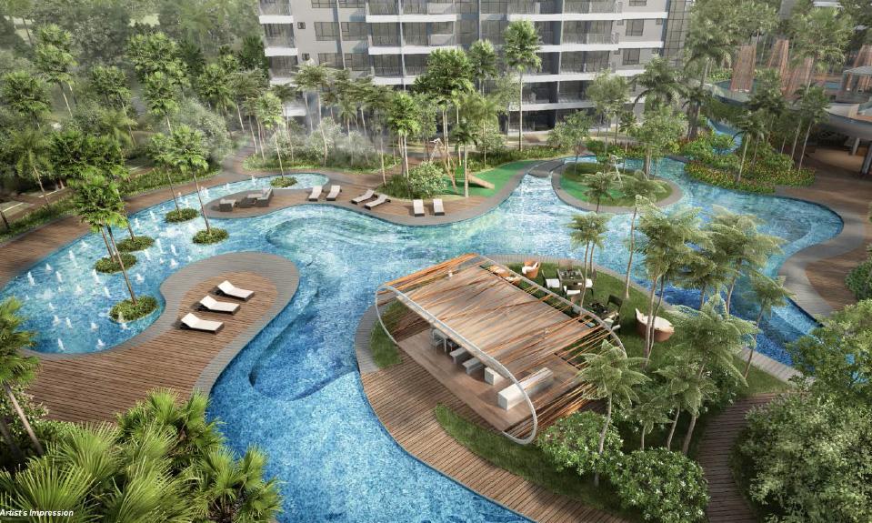 High Park Resi Pool