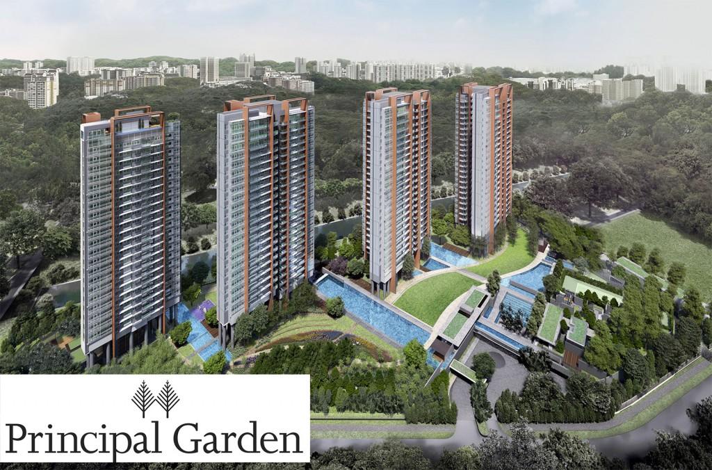 principal garden facade